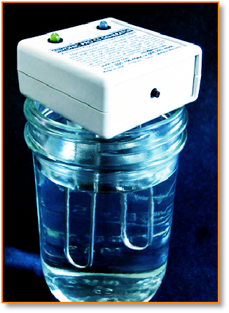 This is a simple, effective and reliable Colloidal Silver Generator made by Elixa. Click to learn more.